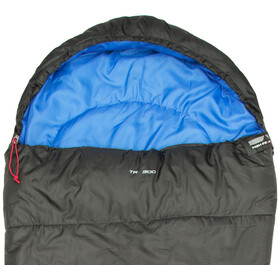 High Peak TR 300 Sleeping Bag anthrazit/blau